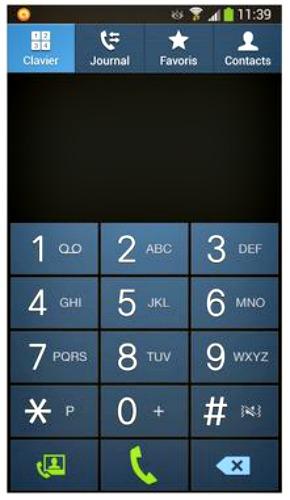 tutoriel du samsung galaxy s4 la fonction t l phone. Black Bedroom Furniture Sets. Home Design Ideas