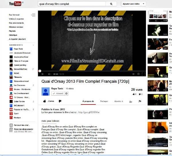 Film complet en francais gratuit 2013 careersoriginallyp - Office professional plus 2013 gratuit ...
