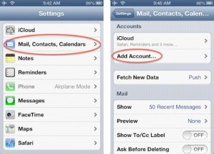 Add-email-account-on-iPhone-5