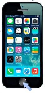 Débloquer un iPhone figé
