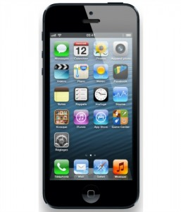 tutoriel complet de l iphone 5 le t l phone. Black Bedroom Furniture Sets. Home Design Ideas
