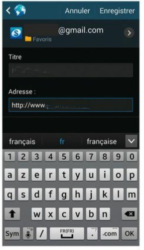 tutoriel sur le galaxy note 3 surfer sur le web. Black Bedroom Furniture Sets. Home Design Ideas