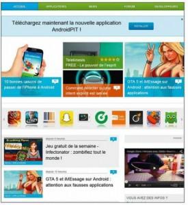 AndroidPit, une alternative