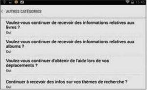 Ajouter des notifications par type de contenus