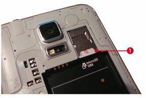 carte sim samsung s5 Tutoriel complet du Samsung Galaxy S5 – Allumer le téléphone