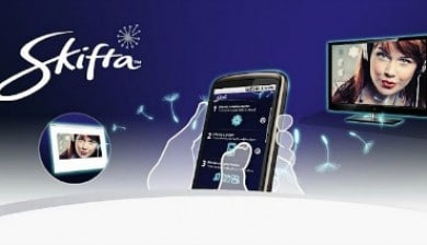 skifta application pour android