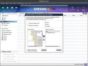 Gérer les fichiers du mobile depuis un ordinateur