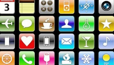 Les applications iPhone 6