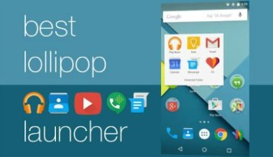 Best-Android-Lollipop-Launcher-App