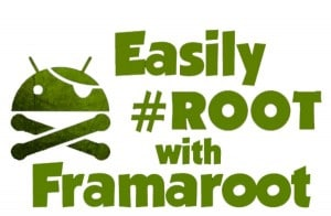 Root-With-Framaroot