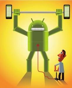 muscler votre appareil android