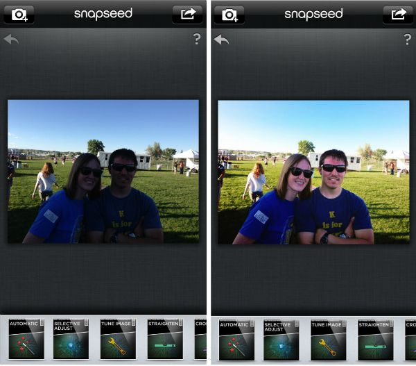 Snapseed-example