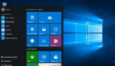 Windows 10 installé sur Virtualbox