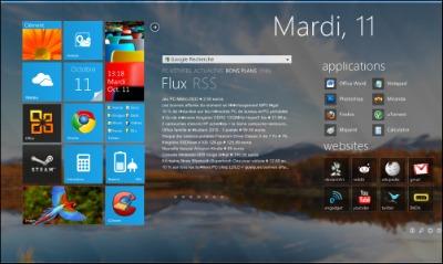 Windows 10 personnaliser l 39 arri re plan du bureau for Bureau windows 10