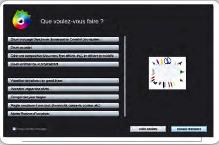 Installer et lancer le logiciel Labography