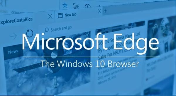 Navigateur Internet Microsoft Edge