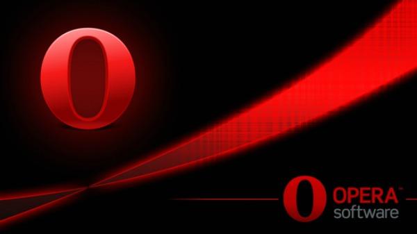 Navigateur Internet Opera