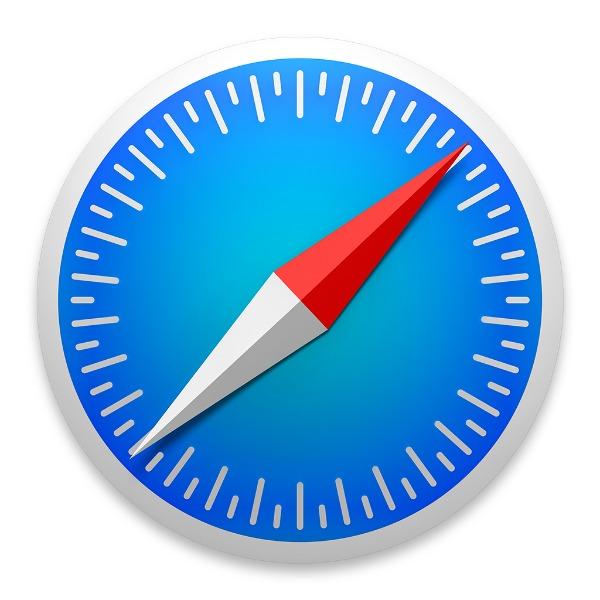 Navigateur Internet Safari