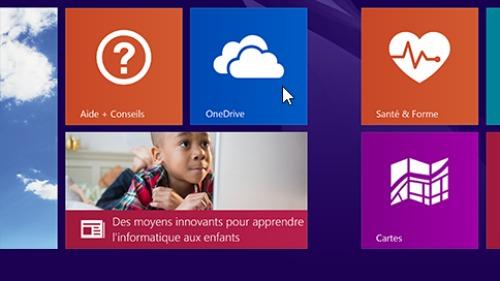 Ajouter des fichiers à OneDrive