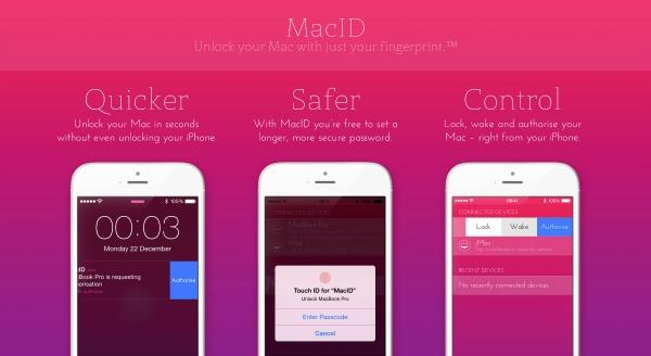 Image qui représente le logiciel MacID