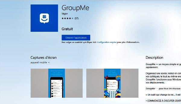 Skype Group Me