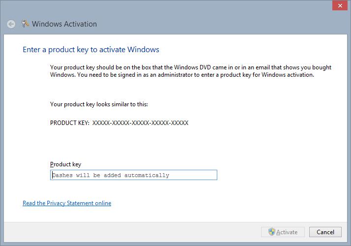 Probl me d 39 activation de windows 8 apr s formatage - Cle activation office professional plus 2013 ...