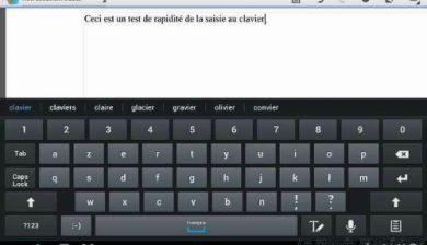 Clavier-Samsung Galaxy Tab 2 1