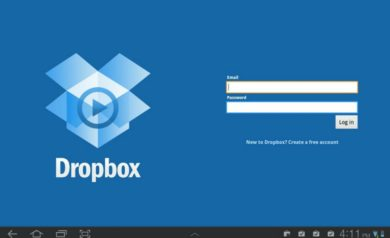 une-dropbox-android