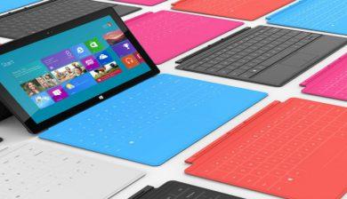 Surface Pro de chez Microsoft