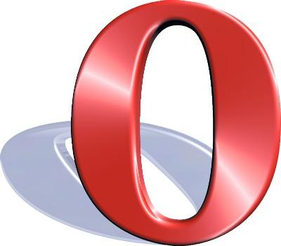 Photo du navigateur Opera