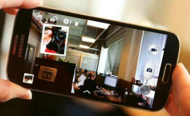 Caméra-Samsung GalaxyS4