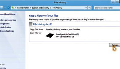 Microsoft Windows historique