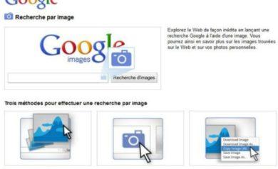 Google-recherche d'images