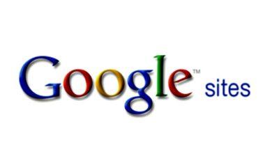 Google-sites-une
