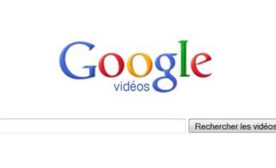 Google vidéos-Une