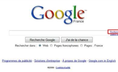 recherche Google-image à la Une