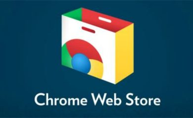 Chrome web store-Une