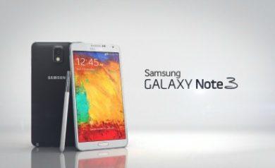 le Galaxy note 3-image à la une