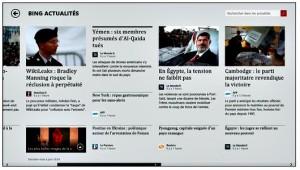 Des articles du quotidien Le Monde