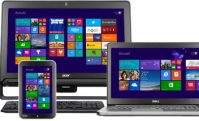 ordinateur et reseau windows 8.1