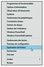 Accédez au disque dur de l'ordinateur