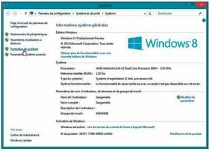 Accédez aux outils de protection de l'ordinateur
