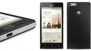 huawei Ascend P7 look