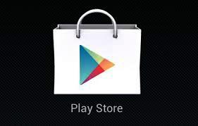 L'icône Play Store