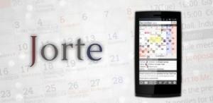 Jorte-Calendar