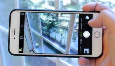 Appareil photo de l'iPhone 6