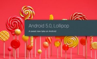 Android 5-0 - Lollipop
