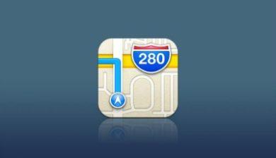 L'application Plans iPhone 6