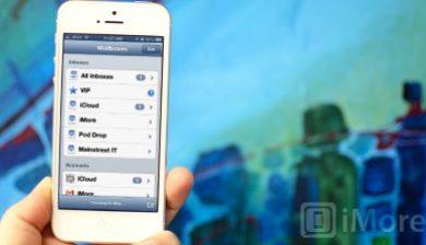 vip inbox iphone