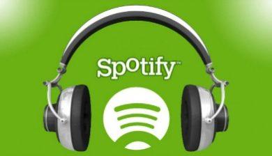 Application de musique Spotify
